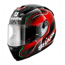 SHARK S700S GIUNTOLI BLACK\RED