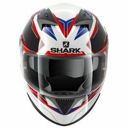 SHARK S700S LAB WHITE\RED\BLUE